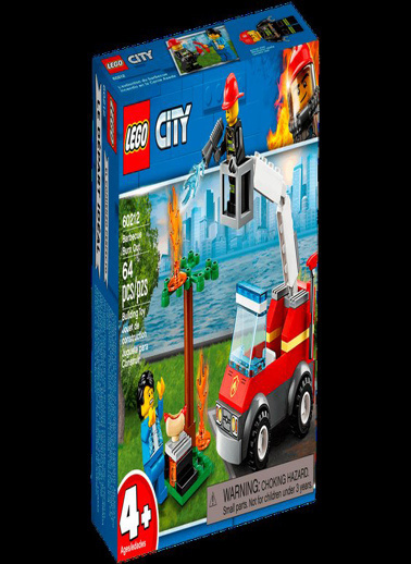 Lego Lego City Barbecue Burn Out 60212 Renkli